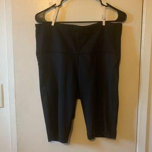 Women's Contour curvy high rise shorts